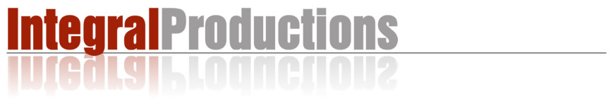 Integral Productions Retina Logo