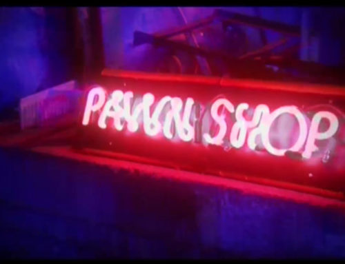 Pawn Shop, Shot Away